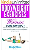 Bodyweight Exercises For Women - Core Workout