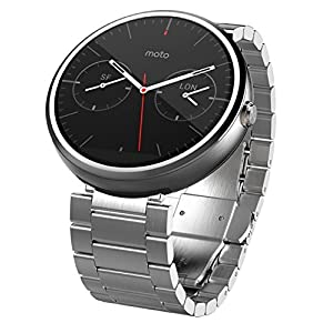 Moto360 Stainless Steel Band