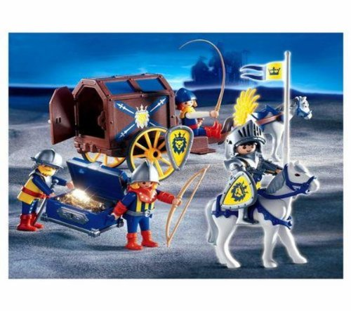 Playmobil - 3314 Treasure Transport