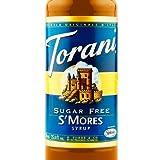 Torani Sugar Free S'mores Flavoring Syrup - 750 ml (Tamaño: 750 ml bottle)
