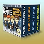 The Beatles Boxed Set: The Music, The Magic and The Mayhem (Beatlemania)