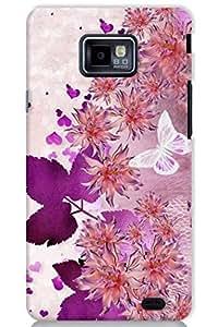 IndiaRangDe Hard Back Cover FOR Samsung Galaxy S2 II I9100
