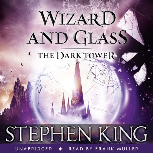 The Dark Tower IV: Wizard and Glass Audiobook   Stephen King   Audible ...