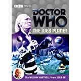 Doctor Who - The Web Planet [DVD] [1965]by William Hartnell