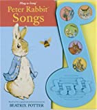 Beatrix Potter Peter Rabbit Songs Sound Book (The World of Beatrix Potter)