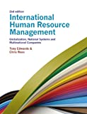 img - for International Human Resource Management: Globalization, National Systems and Multinational Companies (2nd Edition) book / textbook / text book