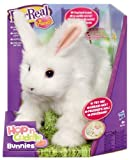 FurReal Friends Hop And Cuddle Bunnies White