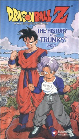 Dragonball Z - The History of Trunks (Uncut) [VHS]