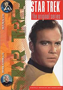 """Star Trek: The Original Series, Vol. 38: The Way to Eden/Requiem for Methuselah (Full Screen)"""