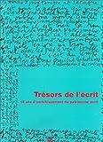 echange, troc Irène Mróz - Trésors de l'écrit