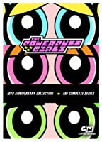 The Powerpuff Girls The Complete Series - 10th Anniversary Collection by Turner Home Ent