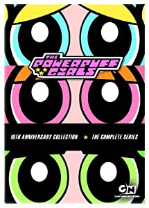 Powerpuff Girls: Complete Series - 10th Aniv Coll [DVD] [Import]