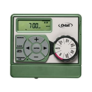 Orbit 4 Station Easy Dial Timer without Shroud (57854)