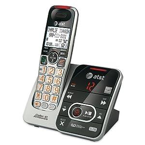 AT&T CRL32102 dect_6.0 1-Handset Landline Telephone