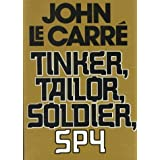 Tinker,Tailor,Soldier,Spy ~ John le Carr�