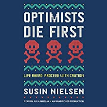 Optimists Die First Audiobook by Susin Nielsen Narrated by Julia Whelan