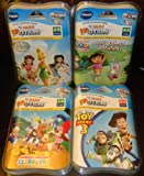 Vtech V Smile Motion 4 Smartridge Pack