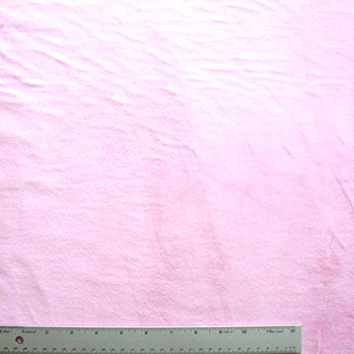 Pink Minky Fabric - 10 Yards front-955161