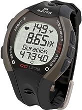 Sigma RC 1209 Montre cardio running Noir