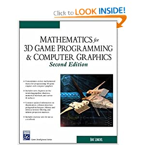 Mathematics for 3D Game Programming and Computer Graphics, Second Edition Eric Lengyel