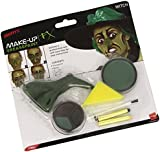 Witch makeup kit halloween (maquillaje/ pintura de cara)