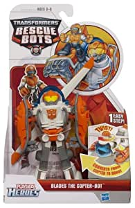 Transformers Rescue Bots - Blades The Copter-Bot (japan import)