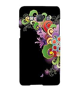 Fuson Premium Printed Hard Plastic Back Case Cover for Samsung Galaxy A5