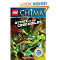 LEGO� Legends of Chima: Attack of the Crocodiles (Chapter Book #1)