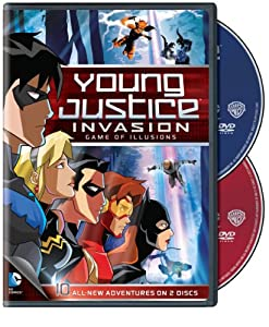 Young Justice Game of Illusions: Season 2 - Part 2