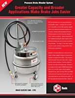 GearWrench 3795D Brake Bleeder Tank from Cooper Tools