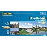 Bikeline Elbe-Radweg 1: Von Prag nach Magdeburg. Radtourenbuch, 500 km, 1 : 75 000, wetterfest/reißfest, GPS-Tracks-Download