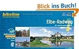 Bikeline Elbe-Radweg 1: Von Prag nach Magdeburg. Radtourenbuch, 500 km, 1 : 75 000, wetterfest/rei�fest, GPS-Tracks-Download