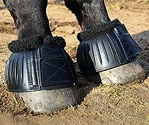 Professionals Choice Fleece Open Rubber Boots X-La