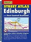 Philip's Street Atlas Edinburgh and E...