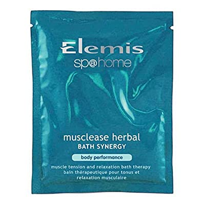 Cheapest Elemis Musclease Herbal Bath Synergy Sachets 10 piece by ELEMIS - Free Shipping Available
