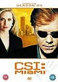 echange, troc CSI: Crime Scene Investigation - Miami - Complete - Season 3 [Import anglais]