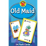 Old Maid Card Game: 54 Flash Cards (Brighter Child Flash Cards)