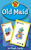 Old Maid Card Game (Brighter Child Flash Cards)