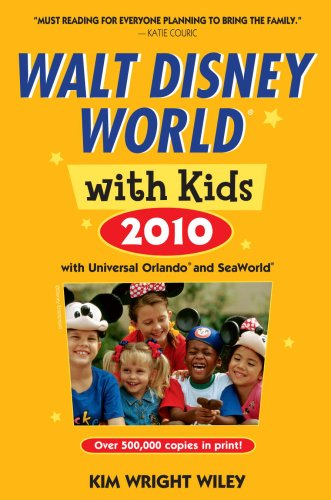 Fodor's Walt Disney World® with Kids 2010: with Universal Orlando and SeaWorld (Travel Guide)