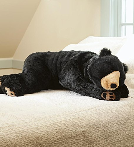 Bear Body Pillow front-273373