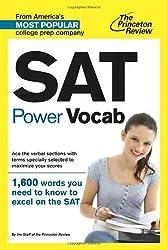 SAT Power Vocab (College Test Preparation)