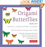 Origami Butterflies Mini Kit: Fold Up...