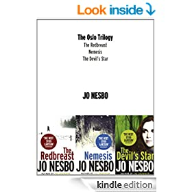 The Oslo Trilogy: The Redbreast, Nemesis and The Devil's Star