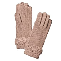 Product Image Women's Merona® Cable Knit Gloves - Tan