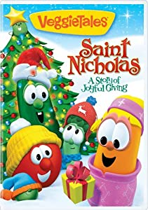 Veggie Tales Saint Nicholas A Story Of Joyful Giving by Big Idea