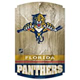 NHL Florida Panthers Wood Sign at Amazon.com