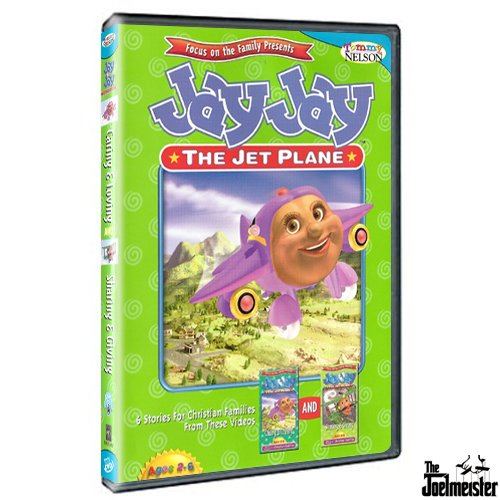 Jay Jay The Jet Plane - Caring and Loving/Sharing and Giving