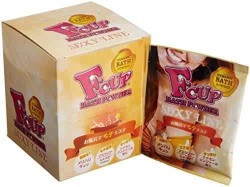 F.cup BATH POWDER SEXY LINE 12包入