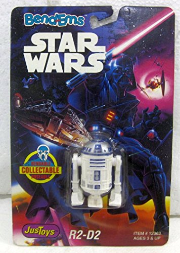 Star Wars R2-D2 Bend-Ems - 1
