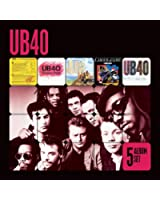 Signing Off / Present Arms / Ub44 / Labour Of Love / Geffery Morgan (Coffret 4 CD)